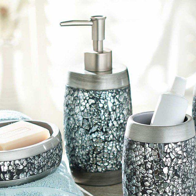 Accessoires salle de bain garantis à impressionner vos invités ...