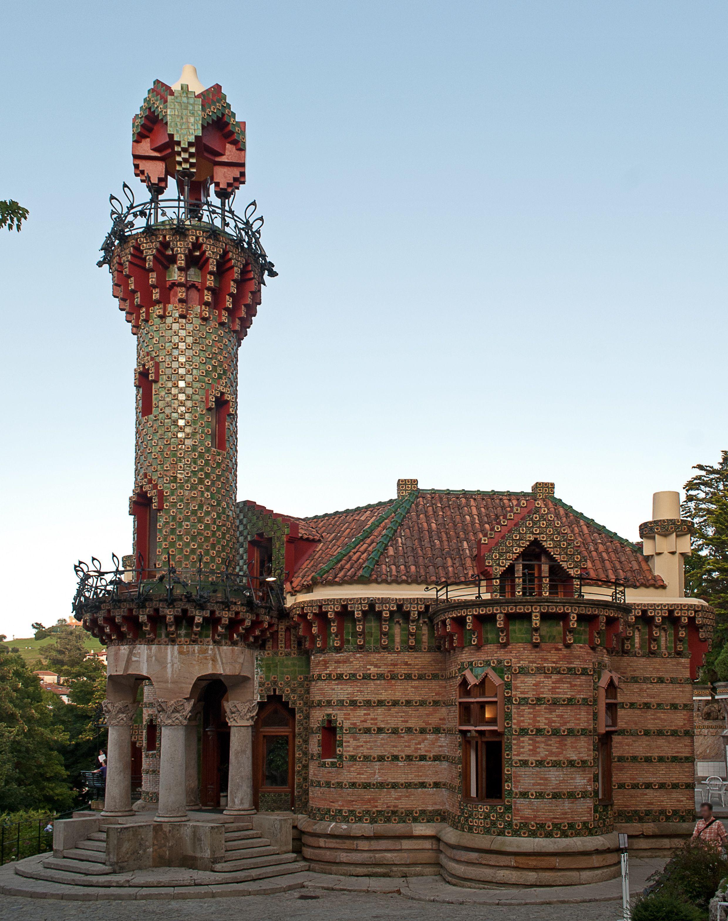 Gaudi: El Capricho   Gaudi, Arquitectura increíble ...