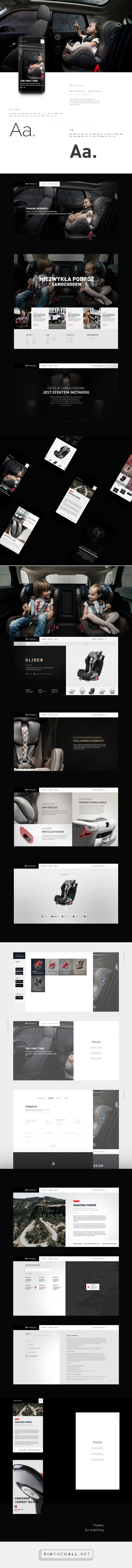 Avionaut - web design on Behance - created via https://pinthemall ...