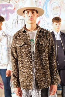 Soulland Spring Summer 2016 London Collections Men