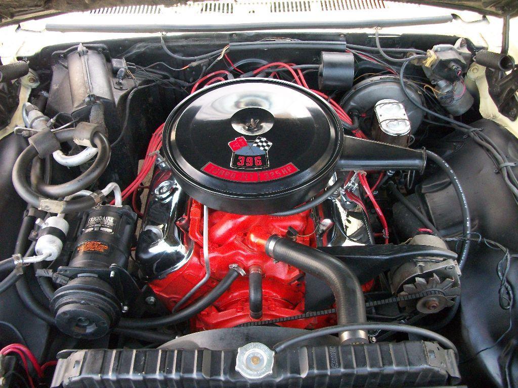 67 Engine 1967 Chevy Impala Chevrolet Impala Impala