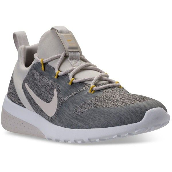 super popular 531e4 7587f Nike Women s Ck Racer Casual Sneakers from Finish Line ( 80) ❤ liked on Polyvore  featuring shoes, sneakers, nike trainers, nike shoes, nike, nike sneakers  ...