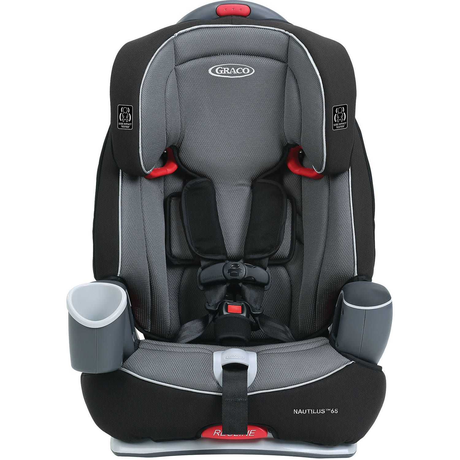Graco nautilus 65 3in1 harness booster car seat landry