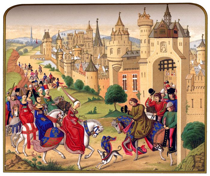 describe tourism in the medieval period Medieval english literature next well, during the medieval period, works were written in a range of languages, including latin, old english, french.