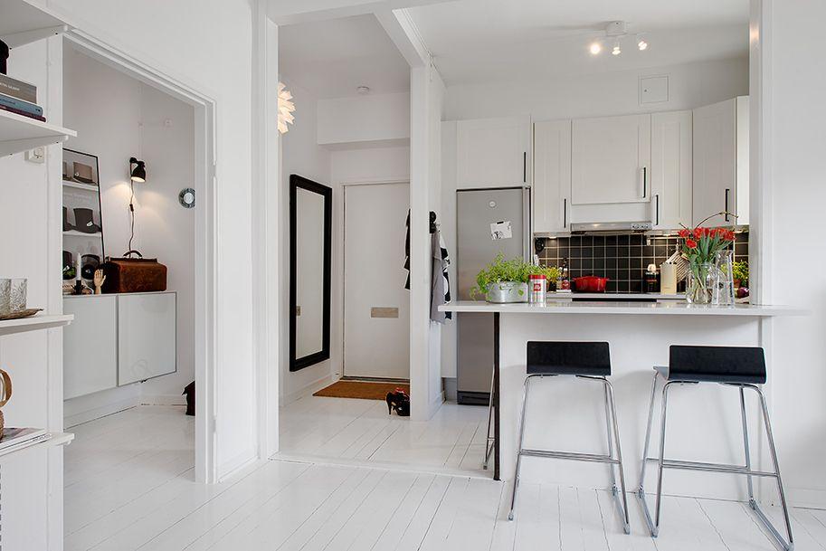 Una casa de 41 metros cuadrados metro cuadrado - Metro cuadrado decoracion ...