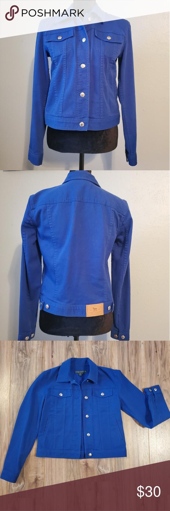 Ralph Lauren Denim Royal Blue Jacket Royal Blue Jacket Ralph Lauren Denim Blue Jacket [ 1740 x 580 Pixel ]