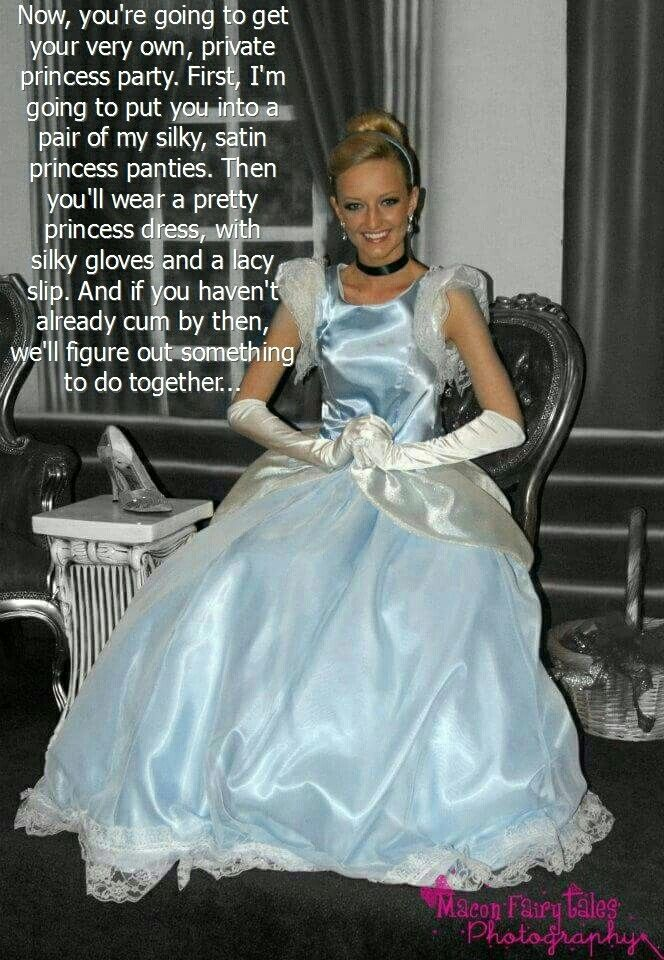 Princess Boy Dress Captions Wearing