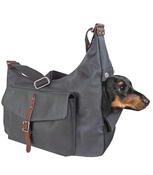 Micro Pooch Dog Sling Carrier Purse Bag Dachshund Mini Doxie ドッグキャリー сумка для собак