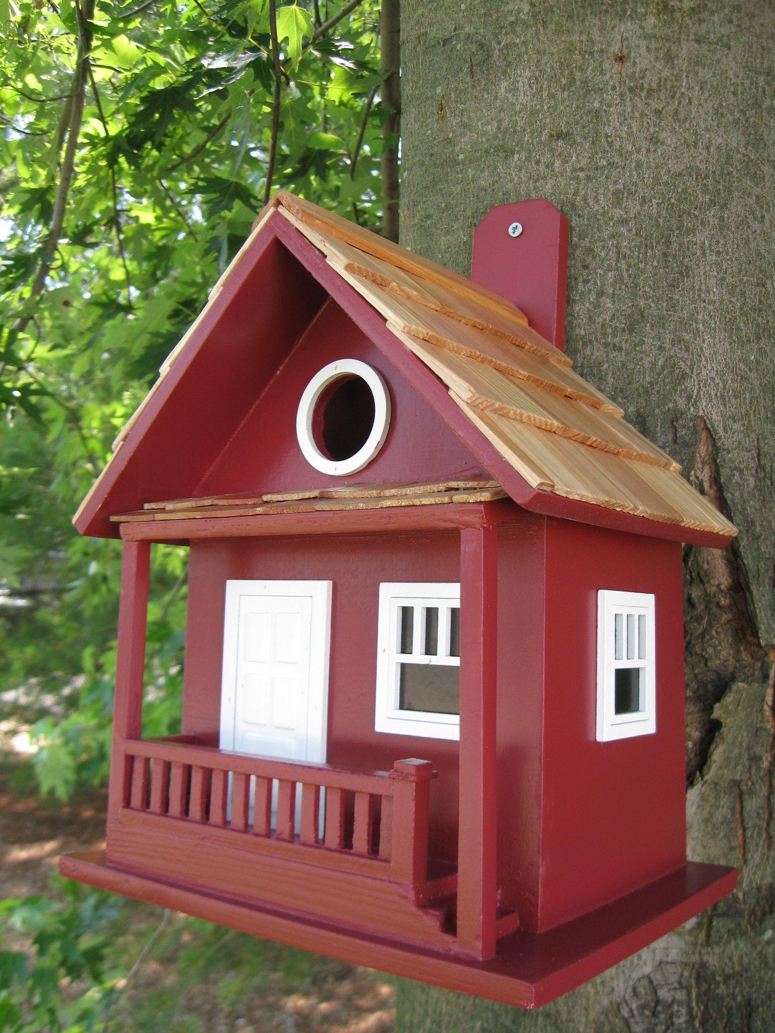 Garden shelter ideas home  The Kottage Kabin Birdhouse  Building An Outdoor Playhouse