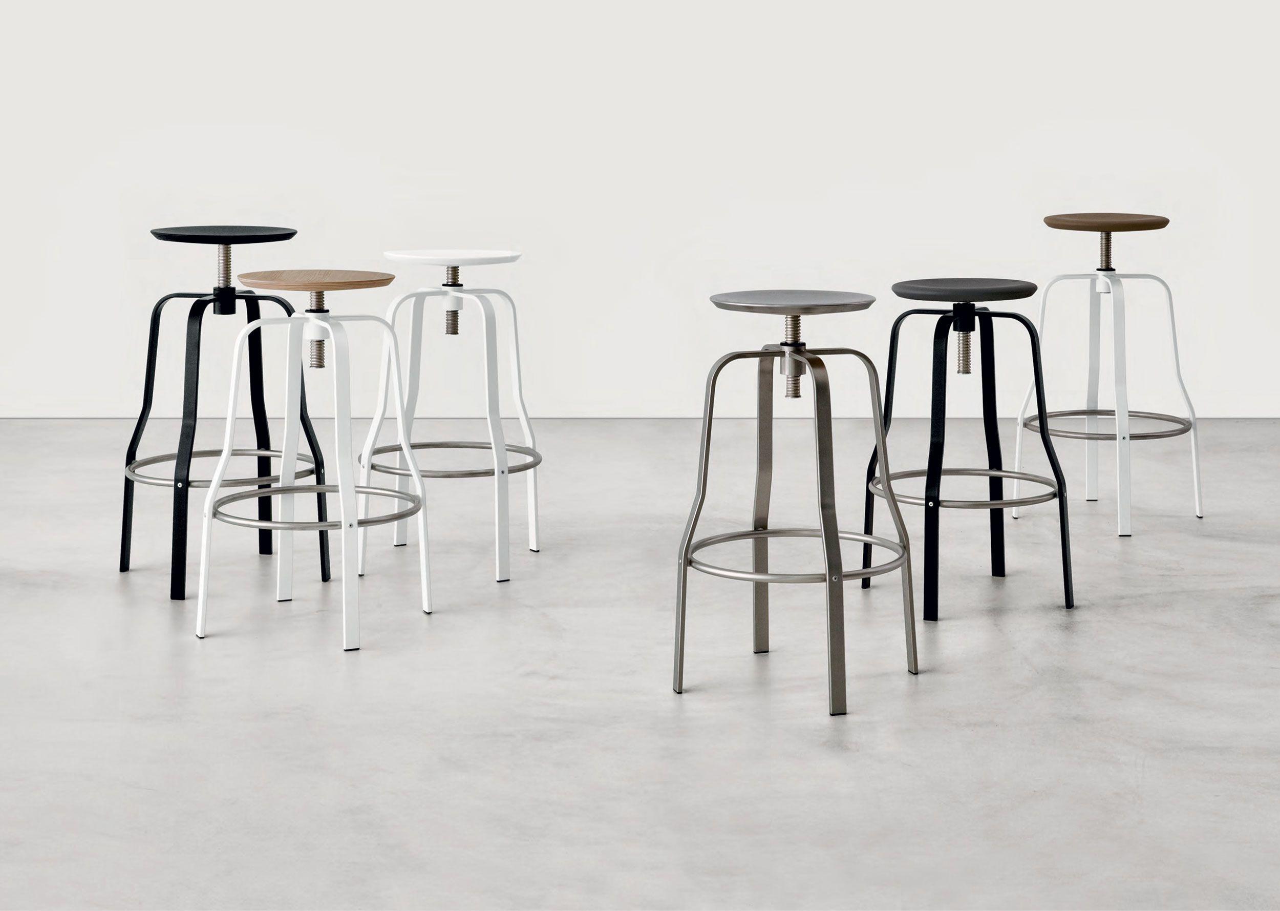 lapalma giro chairs pinterest products chairs and cats contemporary bar stool industrial style giro by fabio bortolani lapalma
