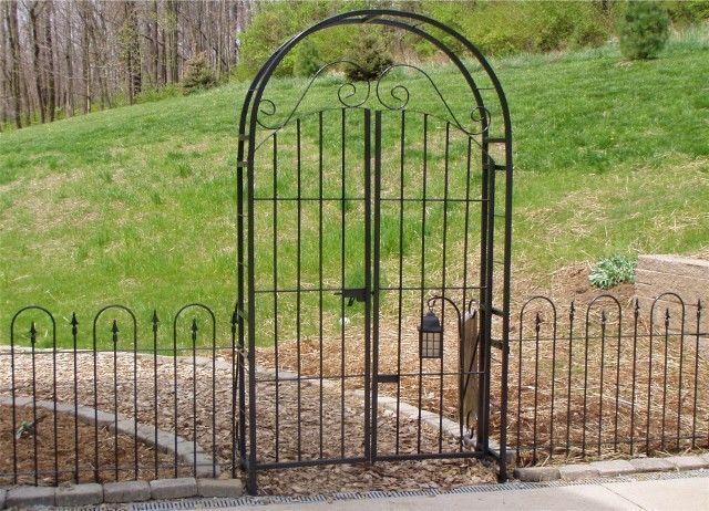 Gate · 5 Ft Wide Garden ...