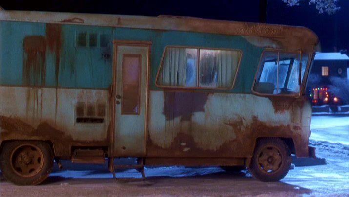 Cousin Eddie S Motorhome Cars Movie Christmas Vacation