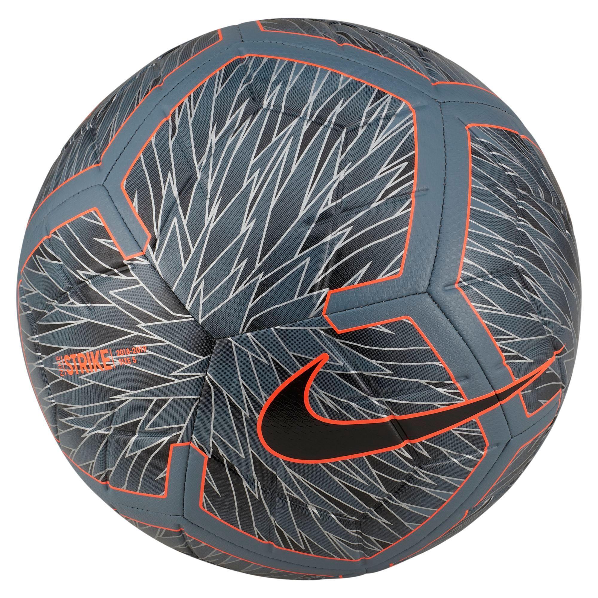 Nike Strike Soccer Ball Armory Blue Black Soccer Balls Soccer