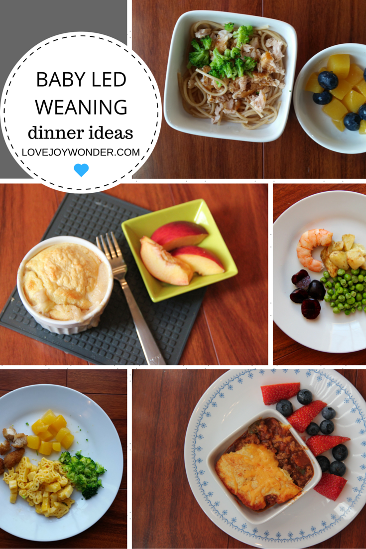 lovejoywonder - baby led weaning and toddler montessori dinner