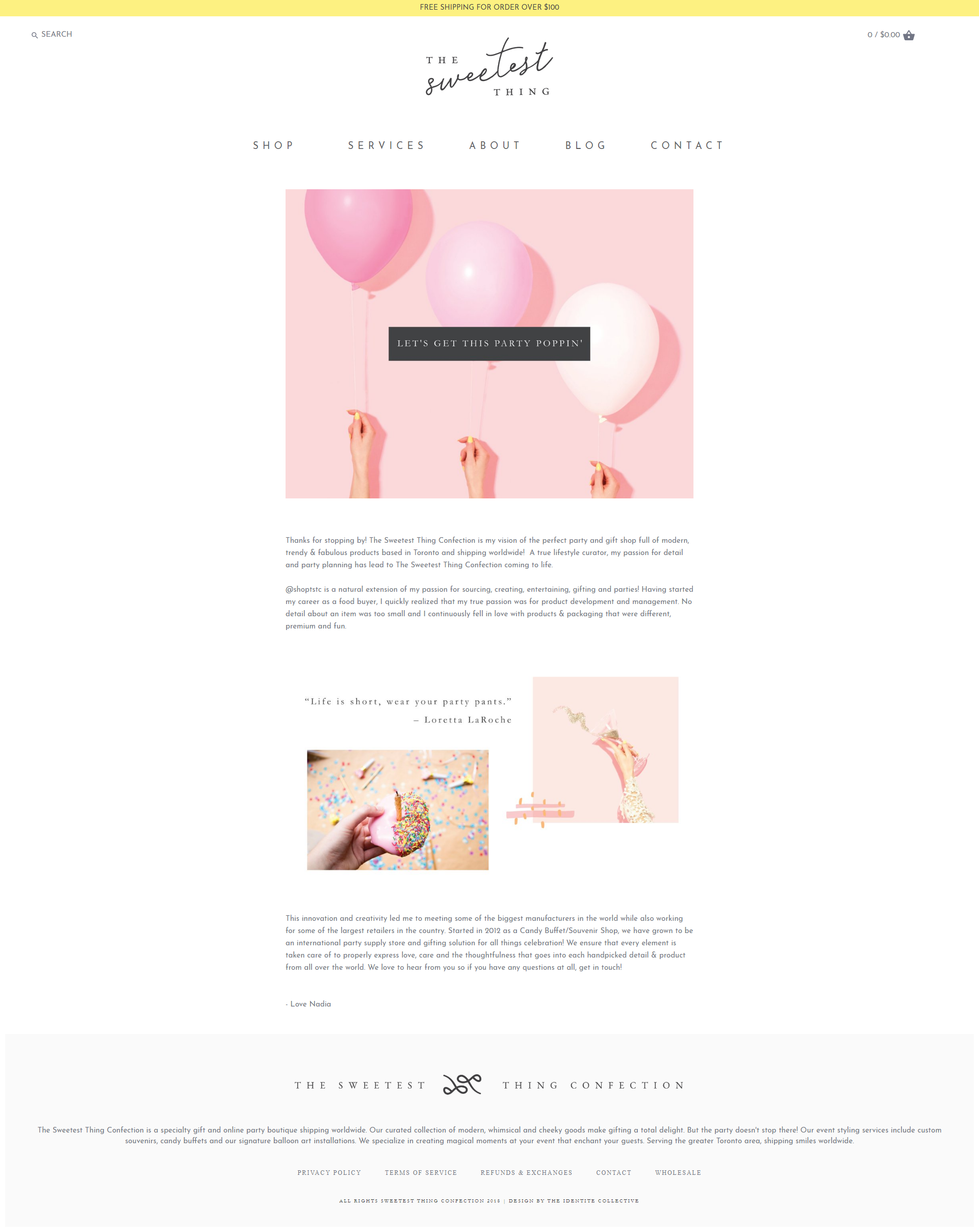 The Identite Collective Branding Web Design And Content Creation For Interior Designers And Lifestyle B Video Games For Kids Web Design Small Business Signs