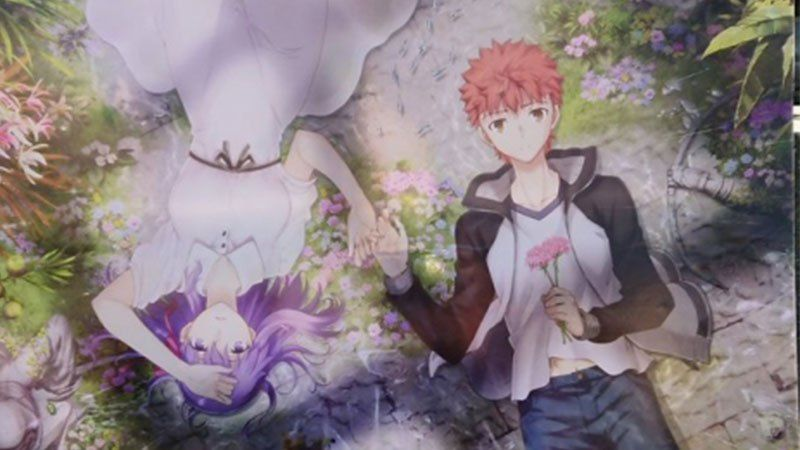 Fate Stay Night Heaven S Feel Ii Lost Butterfly Full Movie Maxhd Online 2018 Free Download 720p 1080p Fate Stay Night Stay Night Fate