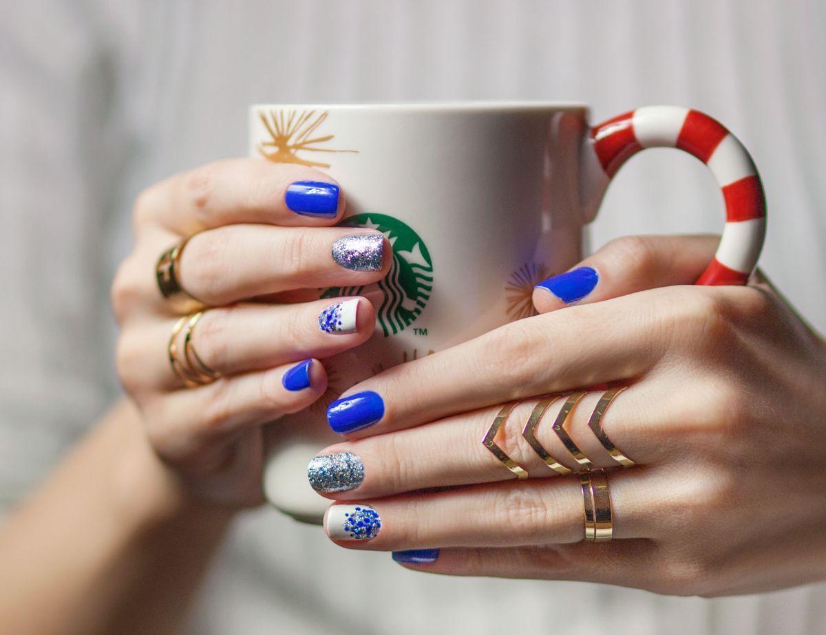 100 последних новинок дизайна ногтей ЗИМА-2019: фото ...