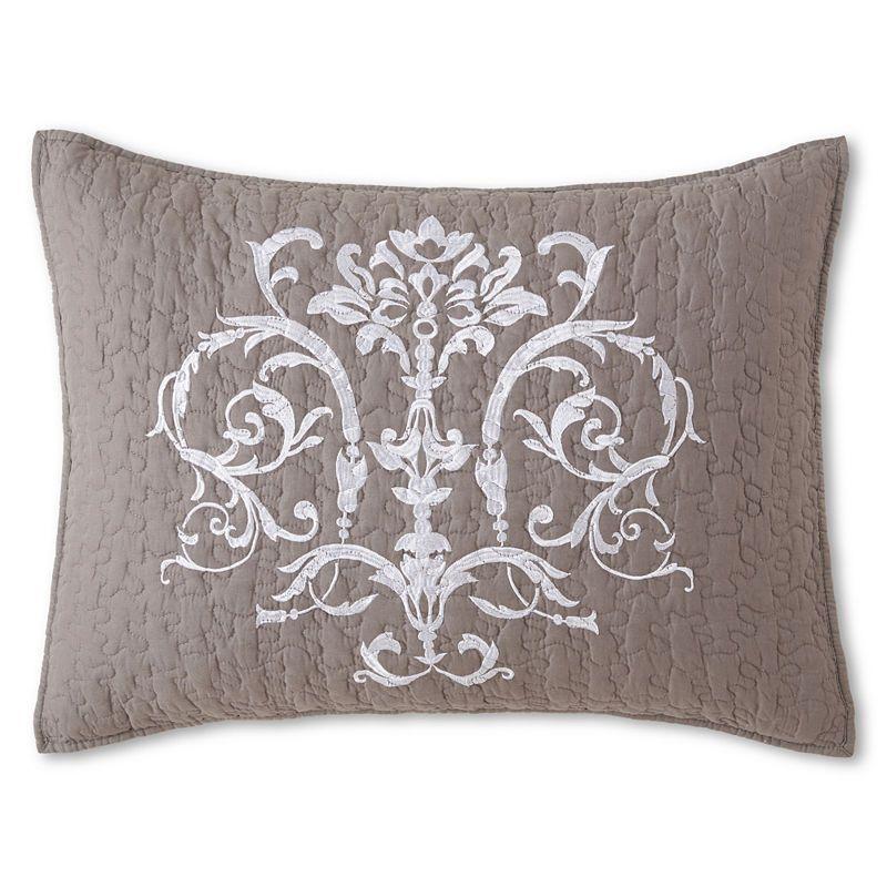 Royal Velvet Briarcliff Pillow Sham Pillows Pillow Shams Briarcliff