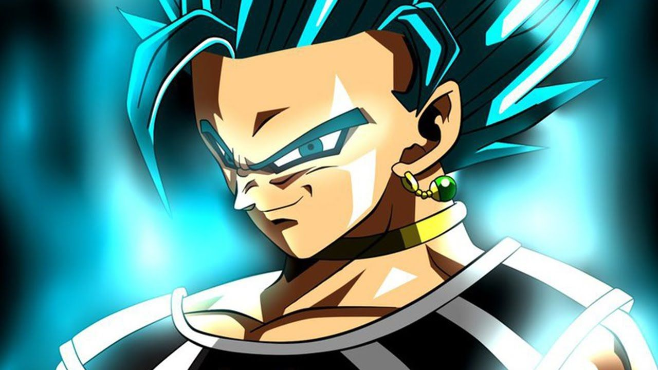 Vegeta God Form Dragon Ball Super Wallpaper Dragon ball