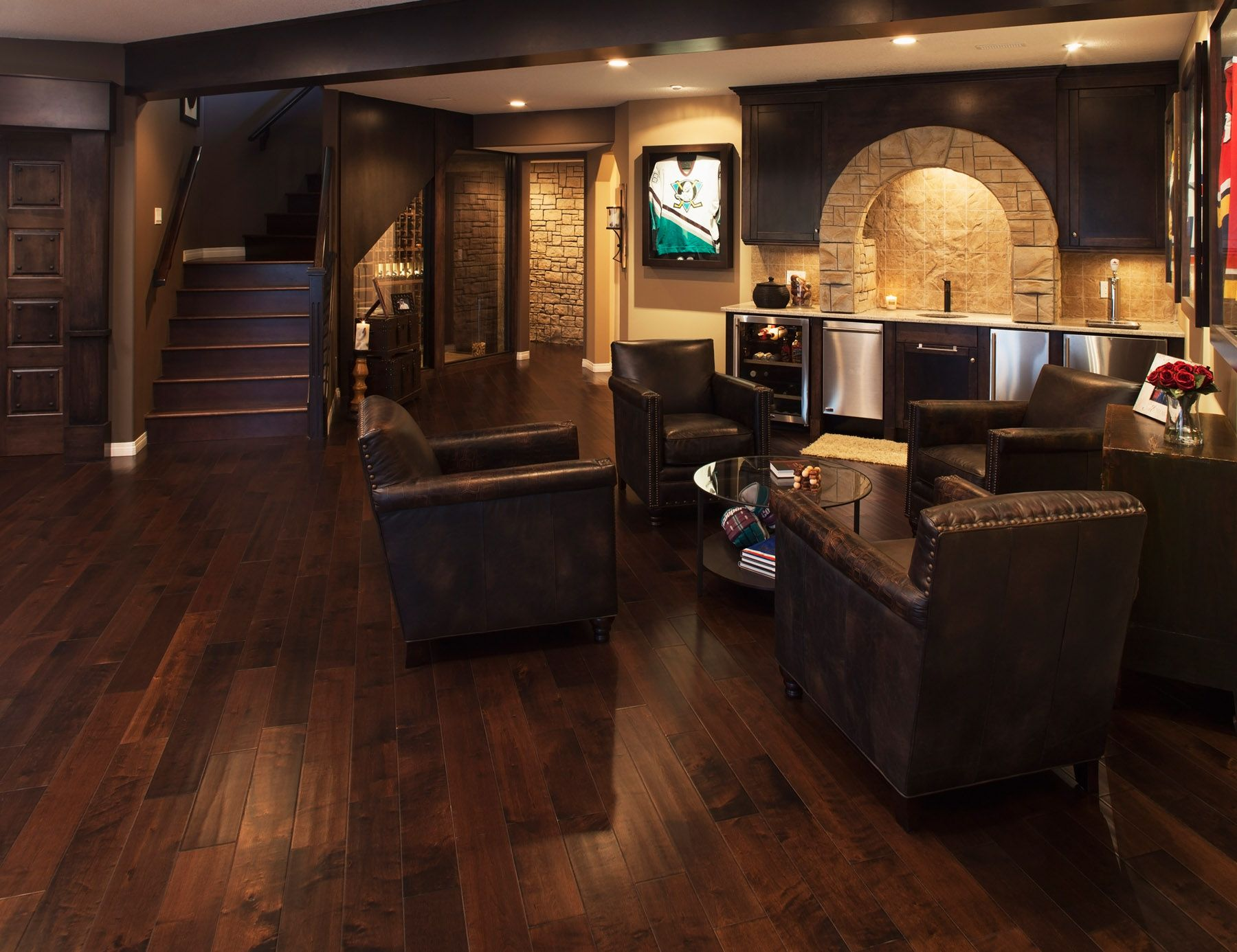 Ordinaire Decorating Basement Man Cave Amazing Unfinished Basement Man Cave