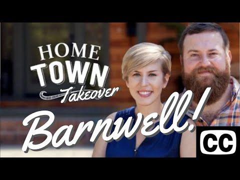 HGTV Barnwell Hometown Takeover Entry