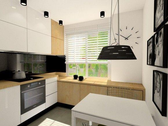 Kuchnia W 4 Wariantach Home Kitchen Cabinets Home Decor