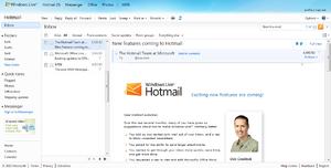 Murió Hotmail.... Larga vida Outlook!!