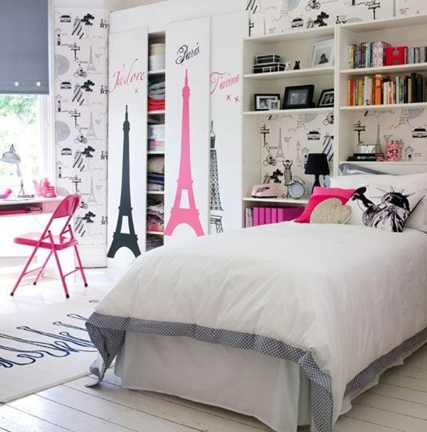 Stylish Bedroom Decor Inspiration 20 Pretty And Stylish Teenage Girl Bedroom Ideas  Home Decor Decorating Design