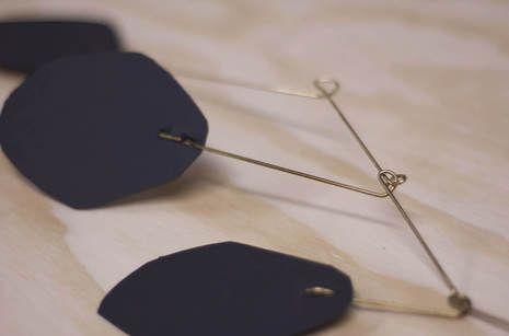 How to: Make a DIY Calder-Inspired Mid-Century Modern ...