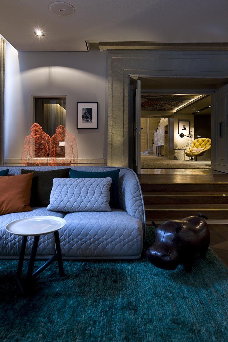 Das stue berlin uquiola moroso millesime philadelphia for Hoteles diseno berlin