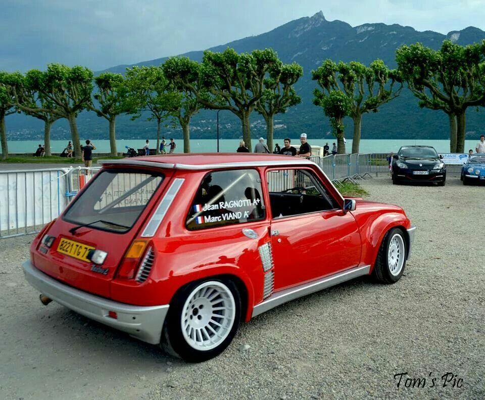 renault 5 turbo renault 5 turbo pinterest cars. Black Bedroom Furniture Sets. Home Design Ideas