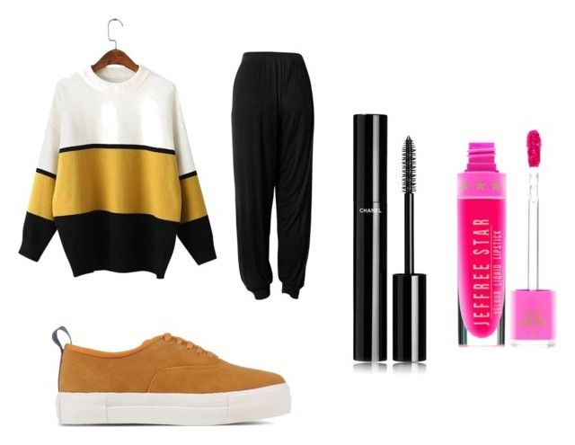 """""""Holidays"""" by esther-here on Polyvore featuring moda, G2 Chic, Eytys, Chanel, fashionset y holidaystyle"""