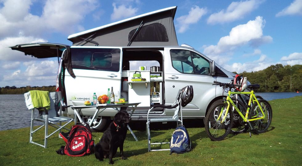 Auto Camper a converted Ford Transit Van built in the UK. If I lived in the UK I would buy one. See YouTube video for more info.  http://youtu.be/7-vyErCb0KU