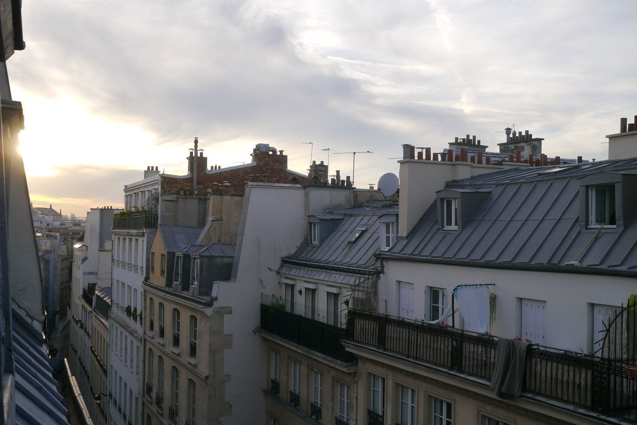 Pin på Paris Roofs