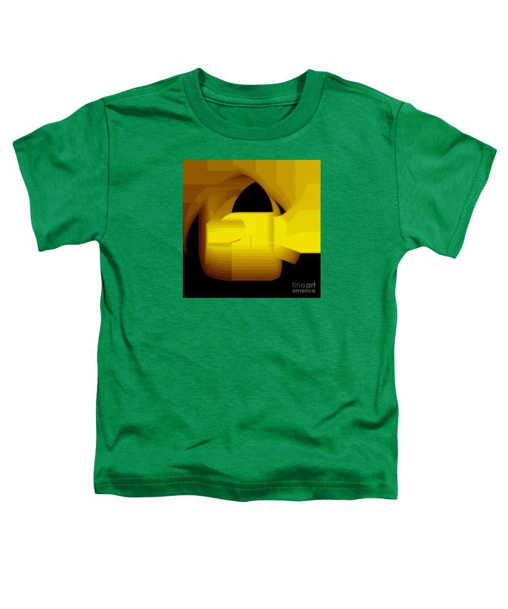 Toddler T-Shirt - Abstract 9727