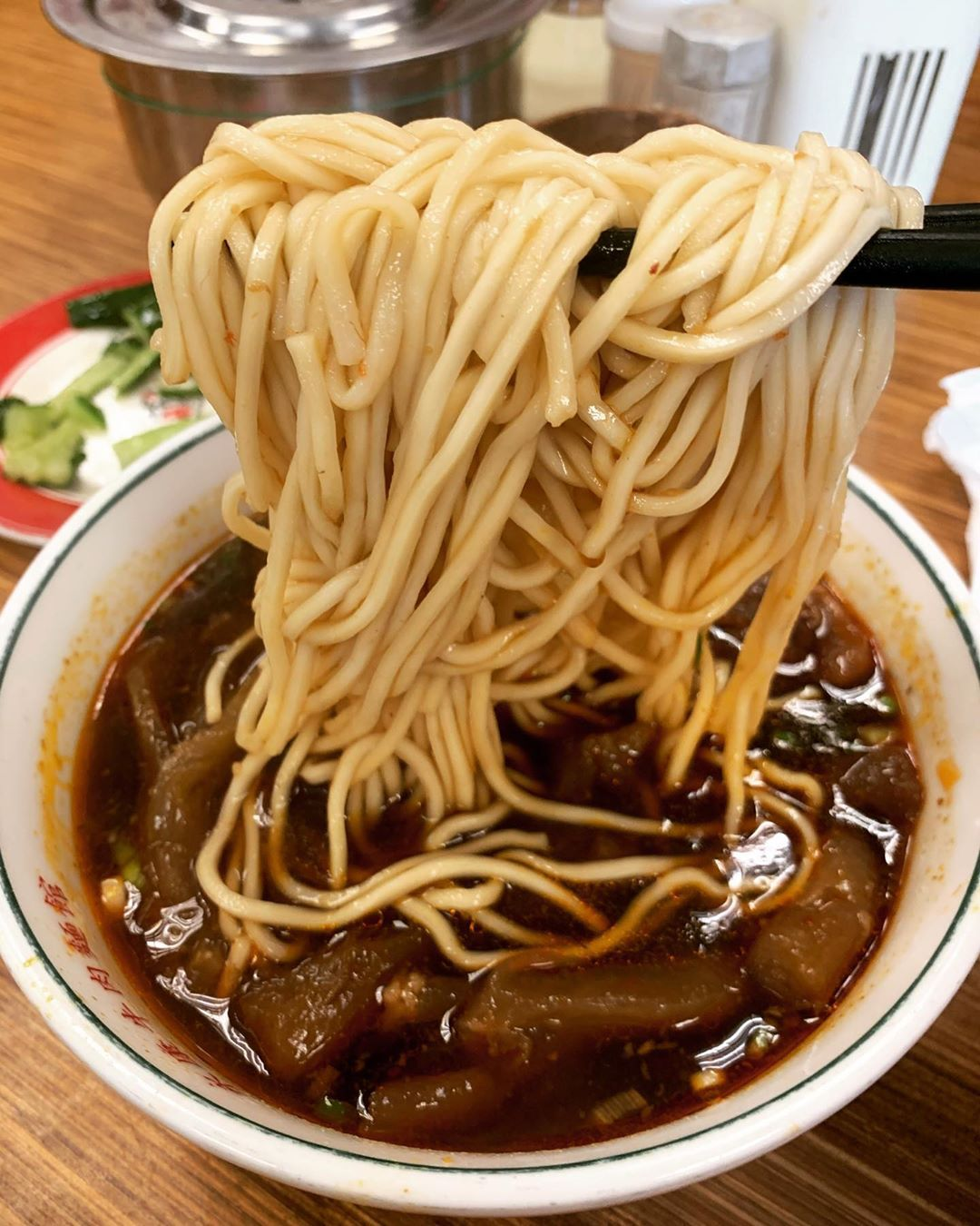 One of top beef noodles soup in