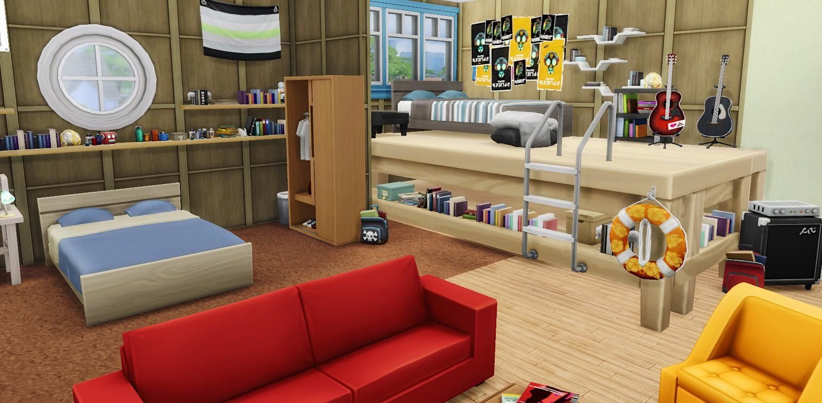 drake and josh bedroom in 2020   drake and josh house, small
