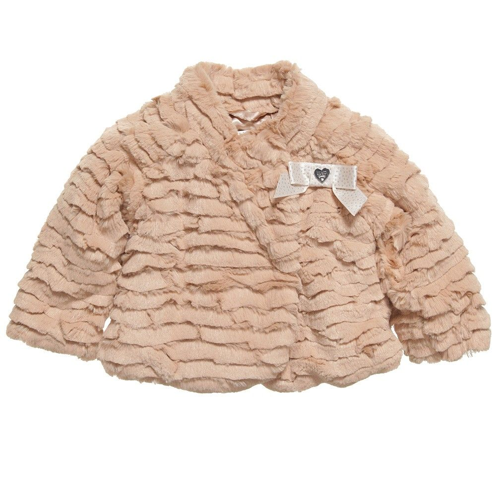 6bfdb3ab7b37 Baby Girls Faux-Fur Jacket - Baby