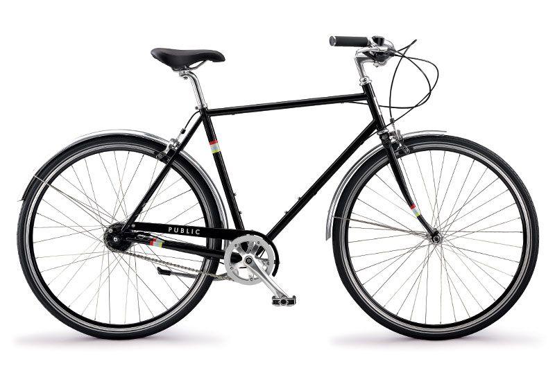 Best Commuter Bike New Public D8i Alfine 2015 Bike Commuter