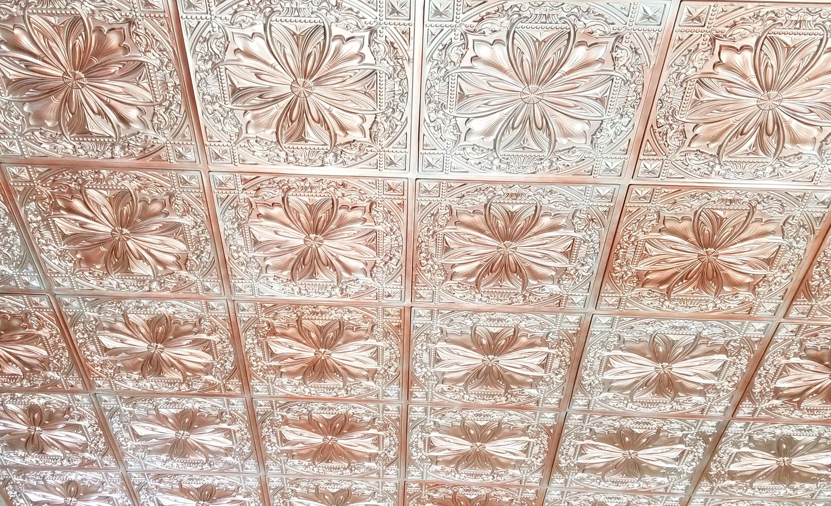 Td10 Faux Tin Ceiling Tile Faux Tin Ceiling Tiles Faux Tin Ceiling Tin Ceiling