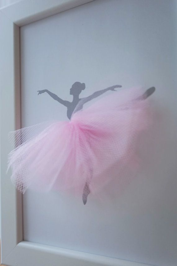 Set of 3 Prints Ballerina nursery decor by EmilyHomeDecor
