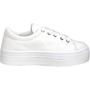 Thick sole sneakers/ shoes platforms
