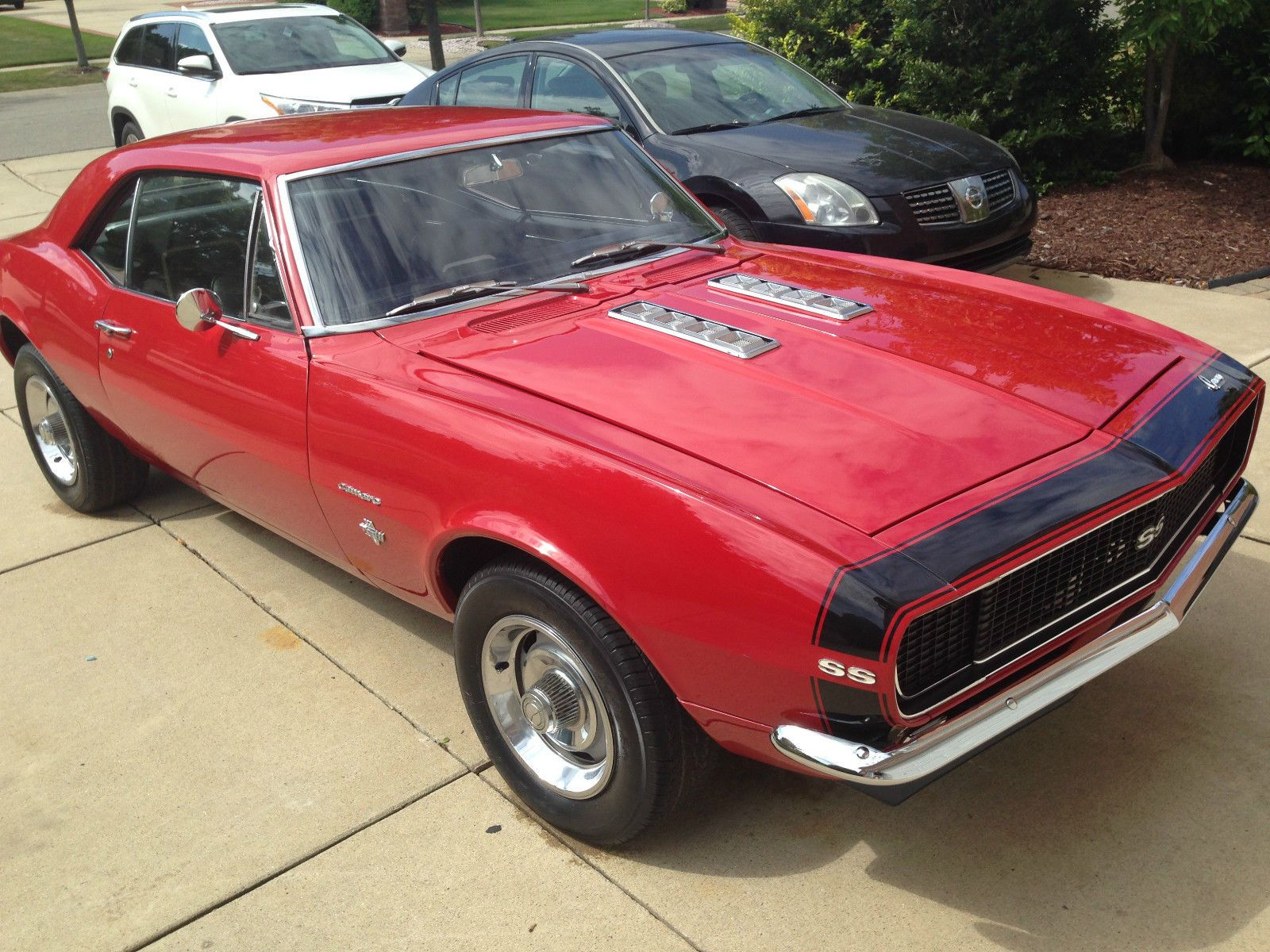 1967 chevrolet camaro rs ss clone for sale