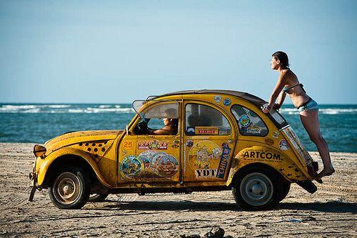 Flickr • Citroen 2CV Raid Brasil Oct 30 2011