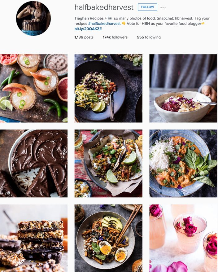 Who to follow on instagram the food bloggers dash hudson blog who to follow on instagram the food bloggers forumfinder Choice Image