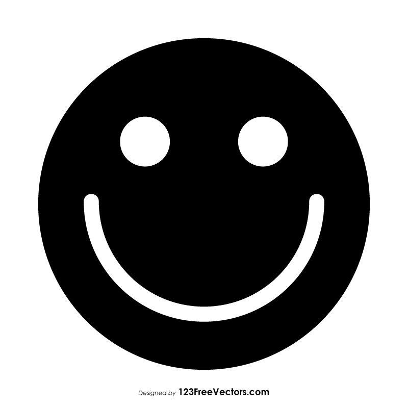 Black Smiley Face Symbol Emoji Tattoo Face Doodles Smiley