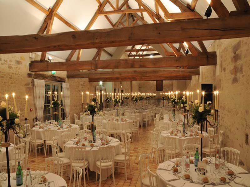 chateau de serans serans location de salle de mariage salle de reception 1001salles - Chateau De Pierrefonds Mariage