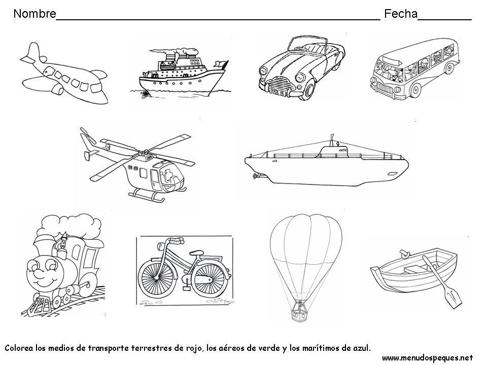 Dibujos Productos Tecnologico Y No Tecnologicos Para Colorear
