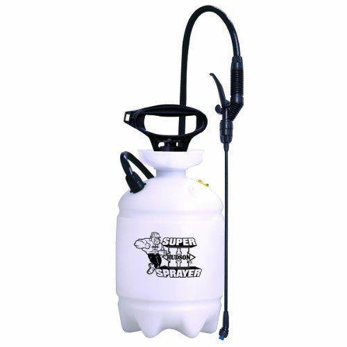 Hudson 90162 Super Sprayer Professional 2 Gallon Sprayer Poly By Hudson 38 33 Kem Oil Chemical Resistant Braided Powe Sprayers Power Sprayer Plastic Design