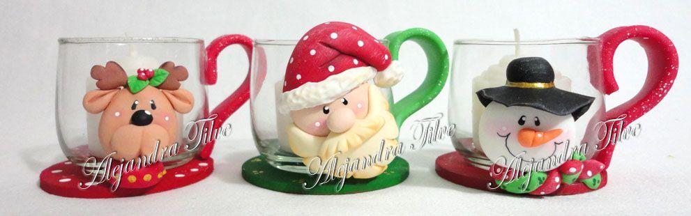 porcelana fria country navidad - Pesquisa Google